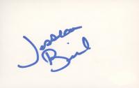 Jessica Biel Signed 3.5x5 Cut (JSA COA) at PristineAuction.com