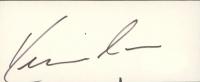 Kevin Costner Signed 2x4 Cut (JSA COA) at PristineAuction.com