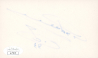 """Greg Norman Signed 3x5 Cut with Hand-Drawn Sketch Inscribed """"93"""" (JSA COA) at PristineAuction.com"""