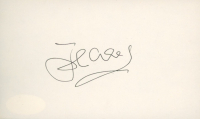 John Cleese Signed 3x5 Cut (JSA COA) at PristineAuction.com