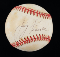 Jimmy Piersall Signed OAL Baseball (JSA COA) (See Description) at PristineAuction.com