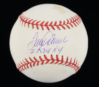 Tom Seaver Signed OML Baseball with Inscription (JSA COA) (See Description) at PristineAuction.com