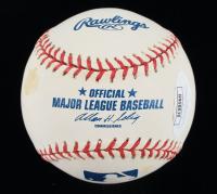 Tom Seaver Signed OML Baseball with Inscription (JSA COA) (See Description) at PristineAuction.com