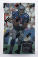 1993 Playoff Contenders Football Hobby Box of (24) Packs at PristineAuction.com