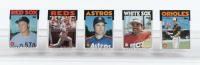 1986 Topps Complete Set of (792) Baseball Cards with Cal Ripken #340, Nolan Ryan #100, Pete Rose #1, Roger Clemens #661, Ozzie Smith #254 at PristineAuction.com