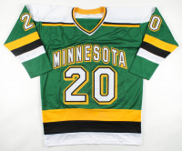 """Dino Ciccarelli Signed Jersey Inscribed """"H.O.F. 2010"""" (Beckett COA) at PristineAuction.com"""