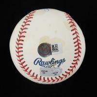 """Goose Gossage Signed OML Baseball Inscribed """"HOF 2008"""" (Schwartz Sports COA, Gossage Hologram, MLB Hologram) (See Description) at PristineAuction.com"""
