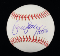 "Bruce Sutter Signed OML Baseball Inscribed ""HOF 06"" (JSA COA) at PristineAuction.com"