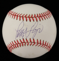 Luis Sojo Signed OAL Baseball (JSA COA) (See Description) at PristineAuction.com