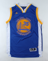 Kevin Durant Signed Warriors Jersey (PSA COA) (See Description) at PristineAuction.com