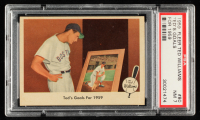 Ted Williams 1959 Fleer #80 Ted's Goals for 1959 (PSA 7) at PristineAuction.com