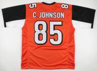 Chad Johnson Signed Jersey (JSA COA) at PristineAuction.com