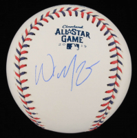 Whit Merrifield Signed 2019 All-Star Game Baseball (JSA COA) (See Description) at PristineAuction.com