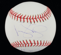 "Darryl Strawberry Signed OML Baseball Inscribed ""96 W.S. Champs"" (JSA COA) at PristineAuction.com"