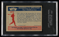 Ted Williams 1959 Fleer #69 A Future Ted Williams (SGC 7.5) at PristineAuction.com