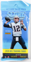2020 Panini Score Cello Pack with (12) Cards at PristineAuction.com