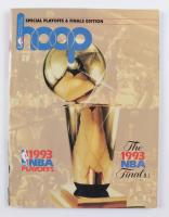 1993 Hoop NBA Finals Official Program (See Description) at PristineAuction.com
