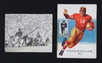 1936 Original USC VS Oregon State Program with Original Photo (See Description) at PristineAuction.com