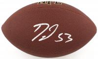 Darius Leonard Signed NFL Football (JSA COA) at PristineAuction.com
