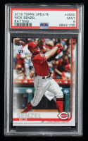 Nick Senzel 2019 Topps Update #US50 RC (PSA 9) at PristineAuction.com