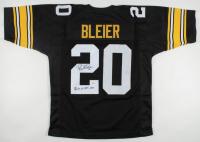 "Rocky Bleier Signed Jersey Inscribed ""SB IX X XIII XIV"" (Beckett COA) at PristineAuction.com"