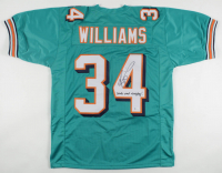 "Ricky Williams Signed Jersey Inscribed ""Smoke Weed Everyday!"" (Beckett COA) at PristineAuction.com"