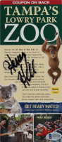 Henry Hill Signed Tampa's Lowry Park Zoo Flyer 4x9 Print (Beckett COA) (See Description) at PristineAuction.com