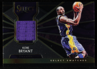 Kobe Bryant 2018-19 Select Game-Worn Patch #SSKB at PristineAuction.com