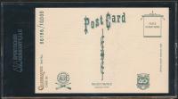 Mickey Mantle Signed LE 1989 Perez-Steele Celebration Postcards #28 (PSA Encapsulated) at PristineAuction.com