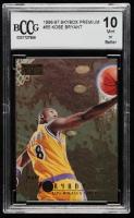 Kobe Bryant 1996-97 SkyBox Premium #55 RC (BCCG 10) at PristineAuction.com