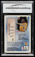 Kobe Bryant 1996-97 Finest #74 B RC (BCCG 10) at PristineAuction.com