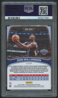 Zion Williamson 2019-20 Panini Chronicles #244 Marquee (PSA 10) at PristineAuction.com