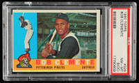 Roberto Clemente 1960 Topps #326 (PSA 8) (OC) at PristineAuction.com