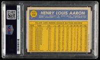 Hank Aaron 1970 Topps #500 (PSA 8) (OC) at PristineAuction.com