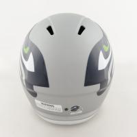 "Bobby Wagner Signed Seahawks Full-Size AMP Alternate Speed Helmet Inscribed ""SB XLVIII Champs"" (Radtke COA) at PristineAuction.com"