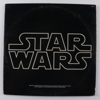 "Vintage 1977 ""Star Wars"" Original 20th Century Fox Vinyl Record Album (See Description) at PristineAuction.com"