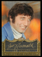 Joe Namath 2016 Upper Deck All-Time Greats Master Collection Masterful Paintings Autographs #NA at PristineAuction.com