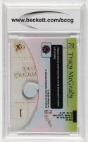 Tracy McGrady 1997-98 E-X2001 #79 RC (BCCG 10) at PristineAuction.com