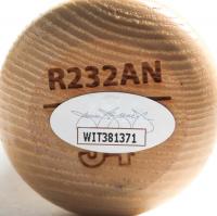 "Pete Rose Signed Rawlings Pro Baseball Bat Inscribed ""4256"" (JSA COA & Fiterman Hologram) at PristineAuction.com"