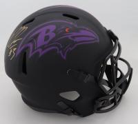 Robert Griffin III Signed Ravens Full-Size Eclipse Alternate Speed Helmet (Beckett COA) at PristineAuction.com