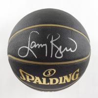 Larry Bird Signed Elevation Black Basketball (Schwartz Sports COA & Bird Hologram) at PristineAuction.com