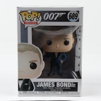 "Jacqueline Bisset Signed ""007"" #689 James Bond Funko Pop! Vinyl Figure (Beckett COA) at PristineAuction.com"