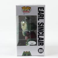 "Stuart Pankin Signed ""Dinosaurs"" #959 Earl Sinclair Funko Pop! Vinyl Figure Inscribed ""-Earl!"" (JSA COA) (See Description) at PristineAuction.com"