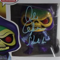 """Alan Oppenheimer Signed """"Masters of the Universe"""" #563 Battle Armor Skeletor Funko Pop! Vinyl Figure Inscribed """"Skeletor"""" (JSA COA) at PristineAuction.com"""