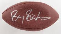 Barry Sanders Signed NFL Football (Schwartz Sports COA) (See Description) at PristineAuction.com