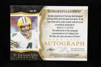 Brett Favre 2020 ITG Used Sports Autographs Magenta Spectrum #GUABF1 at PristineAuction.com