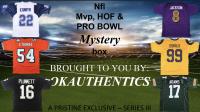 OKAUTHENTICS NFL MVP, HOF, & PRO BOWL Jersey Mystery Box Series III at PristineAuction.com
