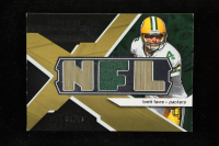 Brett Favre 2008 SPx Winning Materials NFL 99 #WMBF at PristineAuction.com