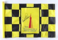 Arnold Palmer Signed Senior Championship Golf Flag (Beckett LOA) (See Description) at PristineAuction.com