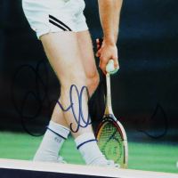 John McEnroe Signed 11x14 Custom Matted Photo Display (PSA Hologram) at PristineAuction.com